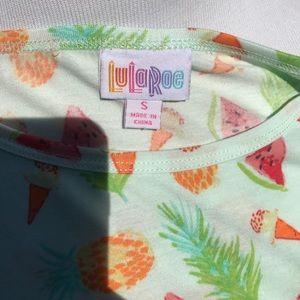 LuLaRoe Tops - Lularoe Summer Print Irma